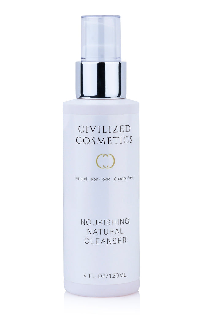 Natural Face Cleanser - Nourishing & Gentle for Sensitive Skin