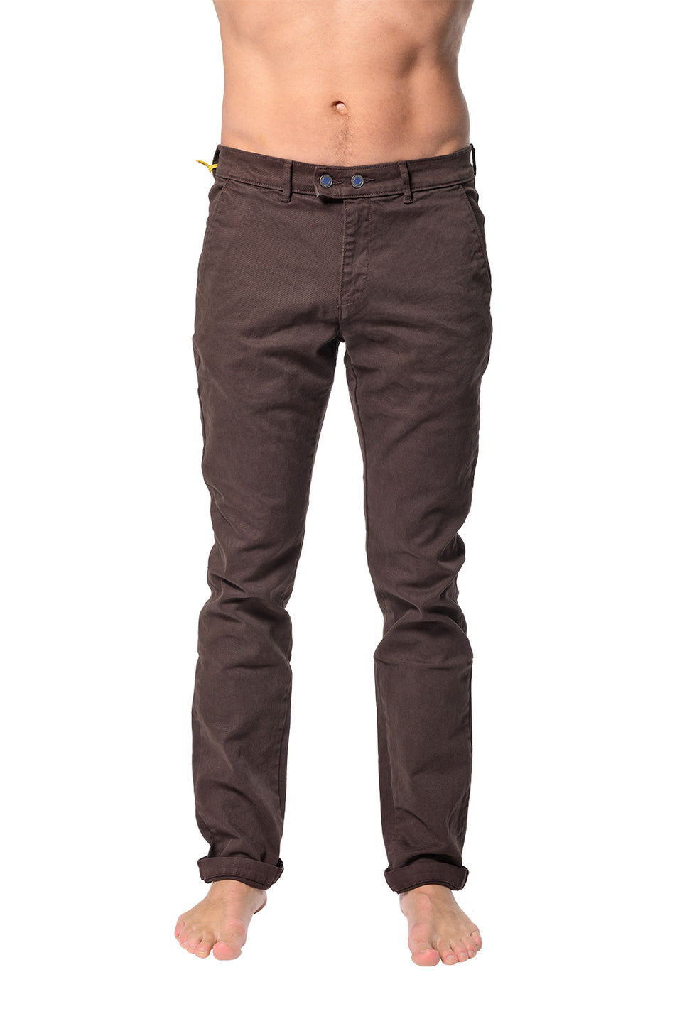 Classic Slim Buck - Brown