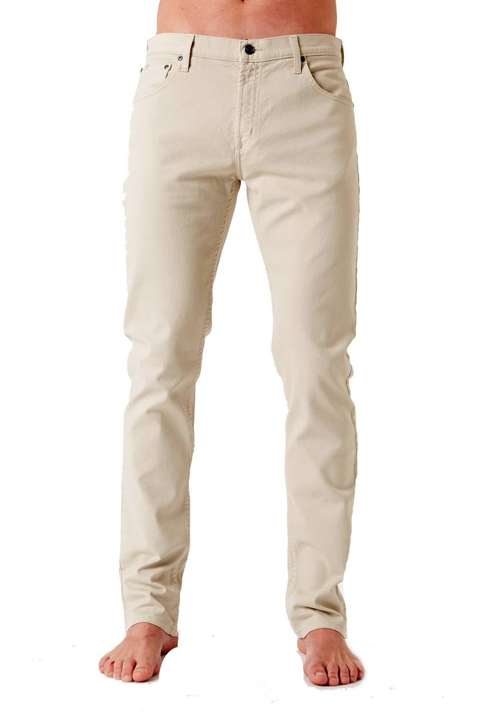 5 Pocket Slim Buck - Sandy