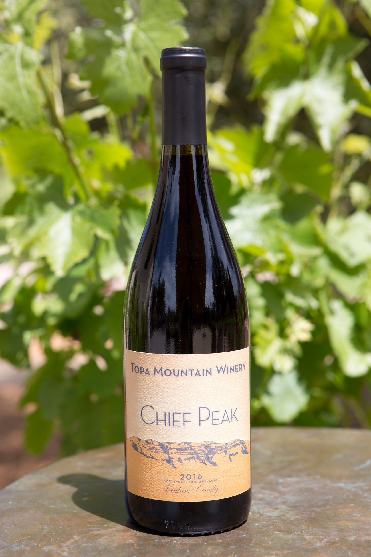 2016 Chief Peak Blend