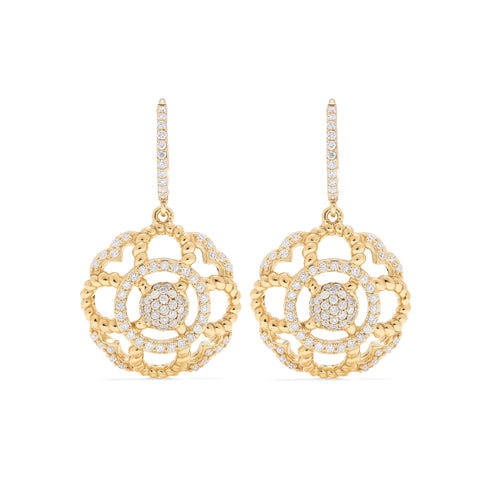 Capucine Drop Earrings