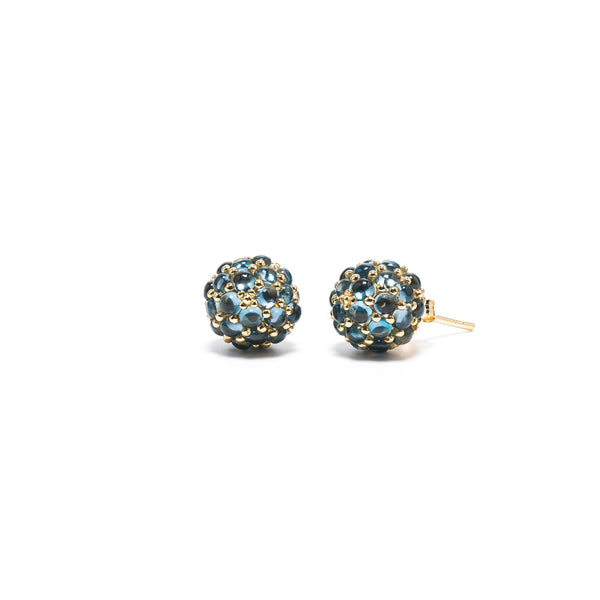 Tealberry Earrings