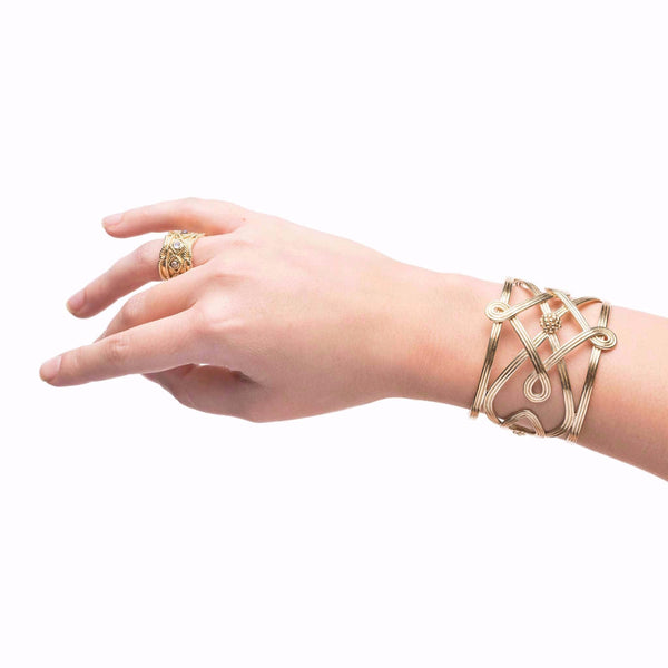 Monique Compass Cuff
