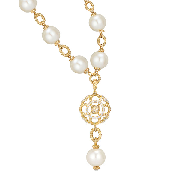 Matriarch Pearl Necklace