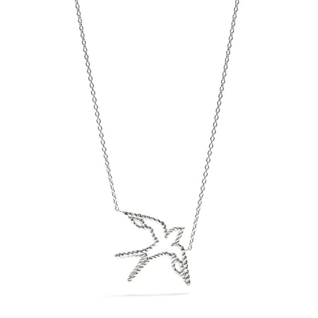 Lily Drop Pendant Necklace