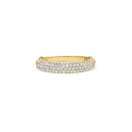 Treasure Slice Diamond Ring