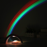 Ultimate Rainbow LED Projector Night Light