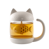 KITTY TEA BREWER MUG