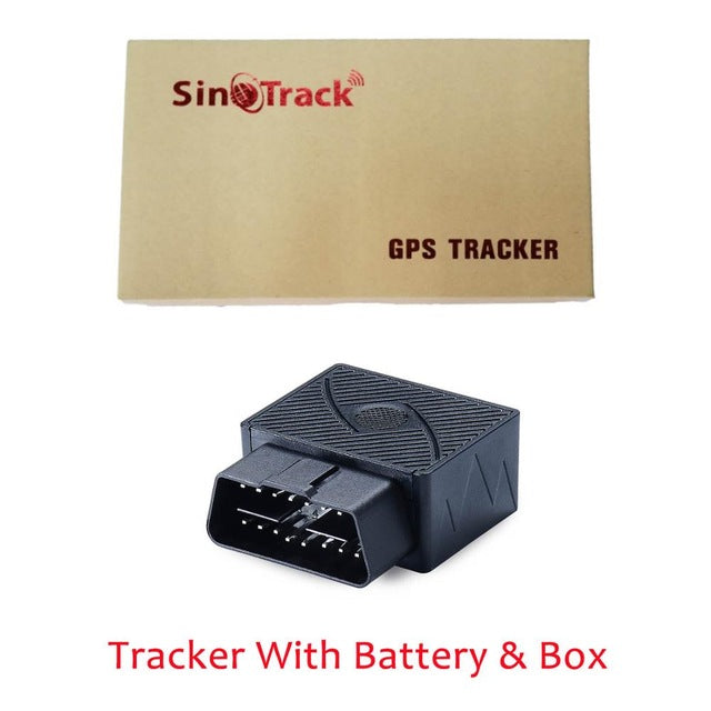 Car GPS Tracker ST-902