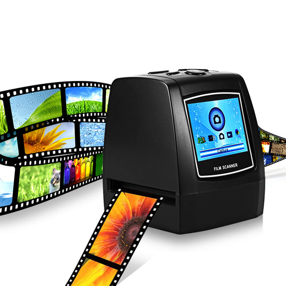 All-In-1 Film Scanner Digital Converter