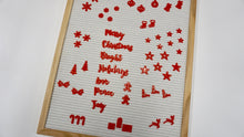 Christmas Character Set - Mcleod Letter Co.