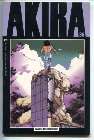 Akira 36 Golden Apple Comics eBay For Sale