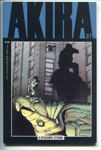 Akira 37 Golden Apple Comics eBay For Sale Anime
