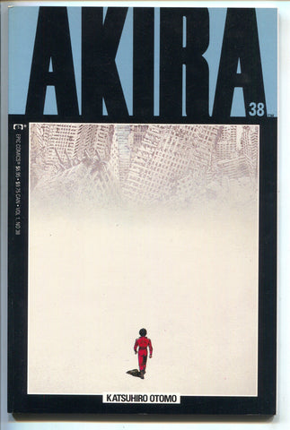 Akira 38 Marvel Epic Golden Apple Comics For Sale
