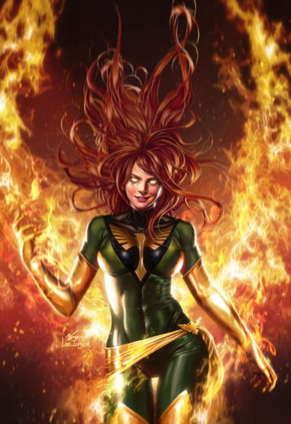 Phoenix Resurrection Return Of Jean Grey 1 In-Hyuk Lee Variant Golden Apple Comics