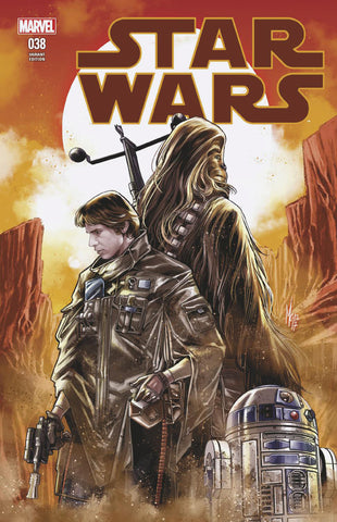 Star Wars 38 Marco Checchetto Variant