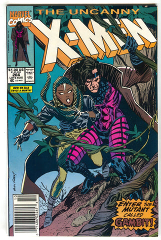 Uncanny X-Men 266 Marvel 1st Appearance Gambit For Sale Golden Apple Comics