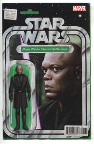 Star Wars Jedi Republic Mace Windu 1 John Tyler Christopher Action Figure Variant Samuel L Jackson