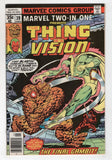 Marvel Two-In-One 39 1978 VF Thing Daredevil Vision Yellow Jacket