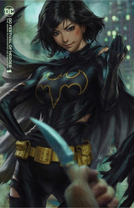 Dc Festival Of Heroes The Asian Superhero Celebration #1 (One Shot) B Stanley Artgerm Lau Variant (05/11/2021) Dc
