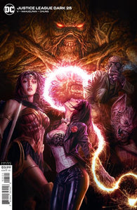 Justice League Dark #25 B Lee Bermejo Variant (08/26/2020) DC