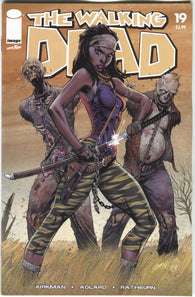 Walking Dead 19 Image 2018 15th Anniversary J Scott Campbell Color Variant Blind Bag