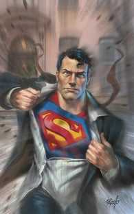 Superman Action Comics #1025 B Lucio Parrillo Variant (09/22/2020) DC