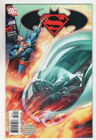Superman Batman #58 DC 2009 NM Dan Abnett