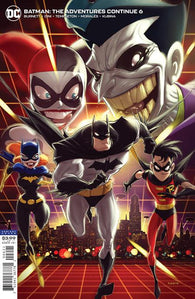 Batman The Adventures Continue #6 (Of 7) B Kaare Andrews Variant (11/03/2020) DC