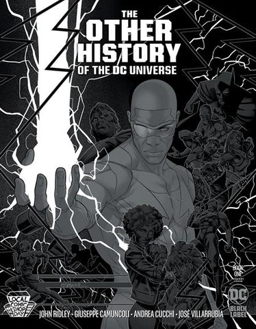 Other History Of The DC Universe #1 (Of 5) LCSD Jamal Campbell Metallic Silver Variant (Mr) (11/24/2020) DC