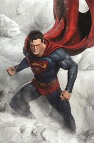 Superman Endless Winter Special #1 (One Shot) B Rafael Grassetti Variant (Endless Winter) (12/08/2020) DC