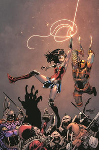 Wonder Woman #768 A David Marquez Mariko Tamaki (12/08/2020) DC