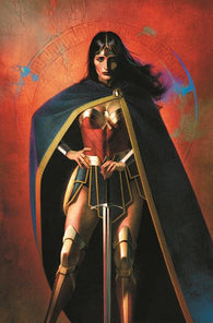 Wonder Woman #768 B Joshua Middleton Card Stock Variant (12/08/2020) DC