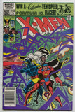 Uncanny X-Men 154 Marvel 1982 FN Wolverine Colossus Storm Cyclops