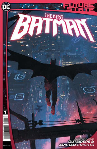 Future State The Next Batman #1 (Of 4) A Ladronn (01/06/2021) Dc