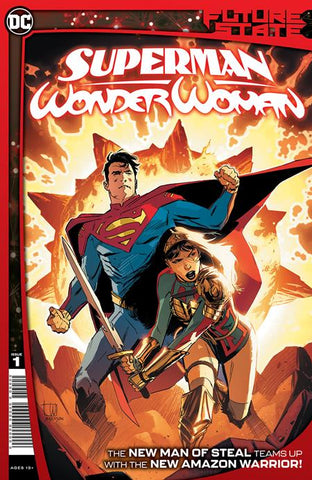 Future State Superman Wonder Woman #1 (Of 2) A Lee Weeks (01/13/2021) Dc