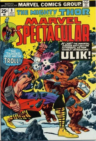 Marvel Spectacular 8 Mighty Thor 1973