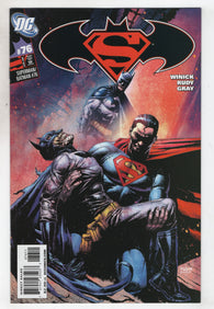 Superman Batman #76 DC 2010 NM Final Crisis