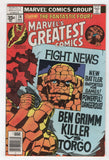 Marvels Greatest Comics 74 1977 VF NM Fantastic Four 92 Jack Kirby Skrulls