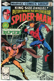 Spectacular Spider-Man Annual 2 Marvel 1980 VF Bob Burdiansky