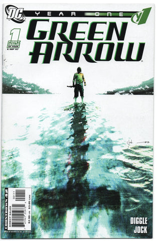 Green Arrow Year One 1 DC 2007 NM- Jock