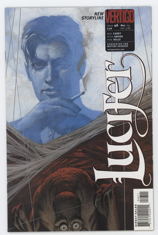 Lucifer 46 DC Vertigo 2004 NM Sandman Mike Carey