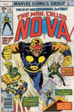 Man Called Nova 13 Marvel 1976 Sandman
