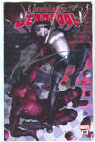 Despicable Deadpool 300 Marvel In-Hyuk Lee Trade Variant Signed Rob Liefeld