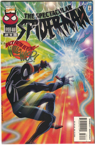 Spectacular Spider-Man 235 Marvel 1996 NM Sal Busceama