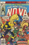 Man Called Nova 14 Marvel 1976 Sandman