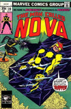 Man Called Nova 19 Marvel 1977 Blackout