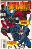 Nightwatch 6 Marvel 1994 NM- Venom Spider-Man
