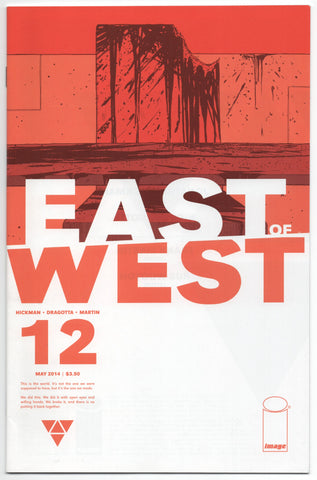 East Of West 12 Image 2014 NM Jonathan Hickman Nick Dragotta