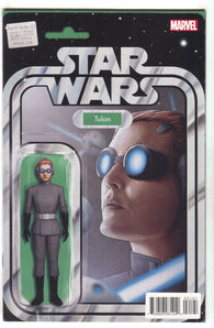 Star Wars Darth Vader 21 Marvel 2016 NM Tulon Action Figure Variant